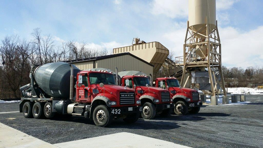 Rockville Fuel & Feed, concrete, ready mix concrete, sand, stone